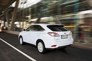 Lexus Voll-Hybrid