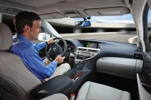 Lexus Voll-Hybrid III