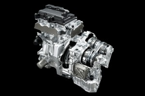 Nissan neue CVT Generation