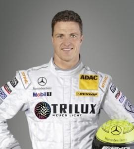 Ralf Schumacher DTM Mercedes