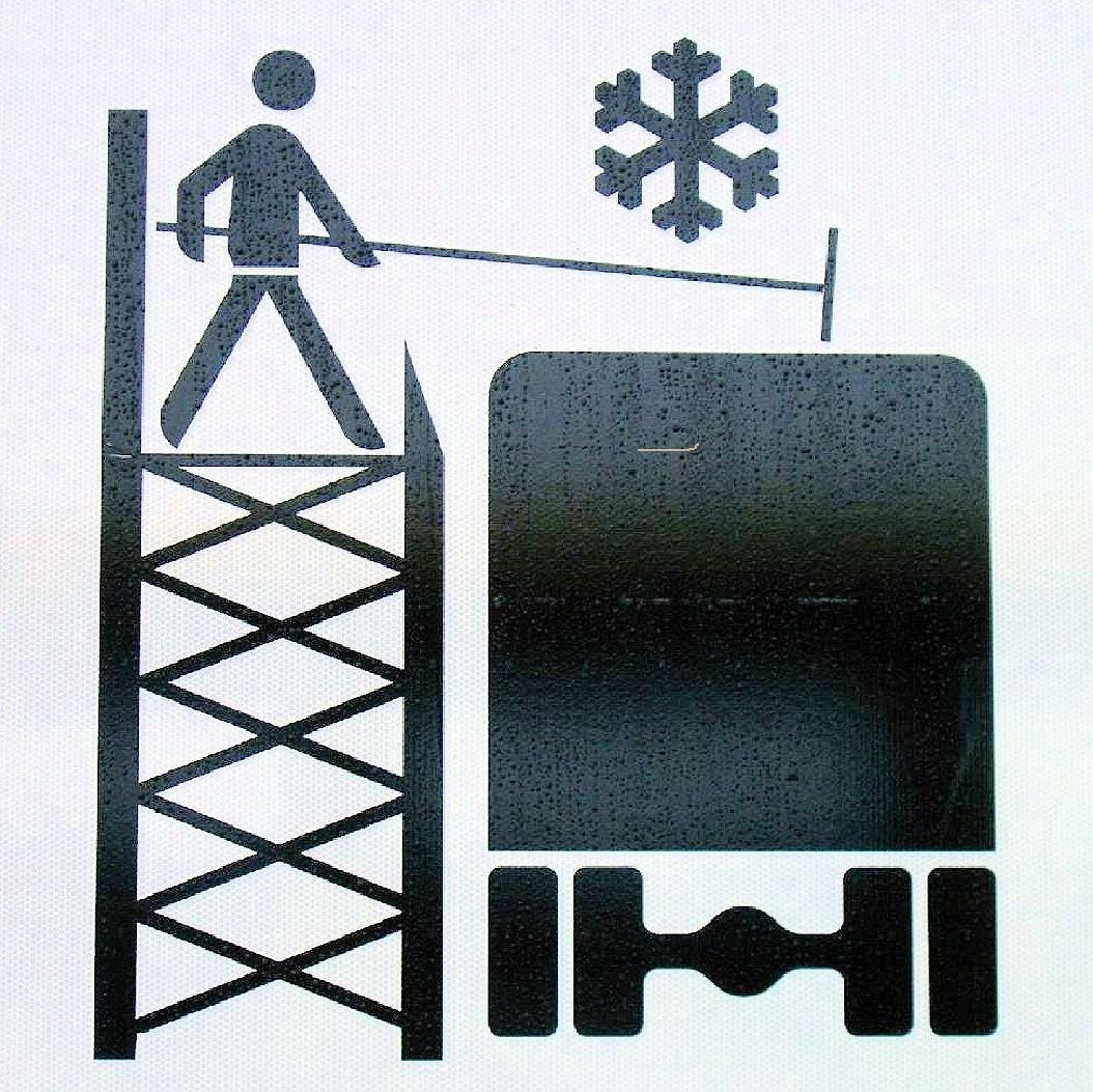 risiko im winter verst rkt durch lkw eisplatten autonews 123. Black Bedroom Furniture Sets. Home Design Ideas