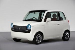 Honda Elektrofahrzeug-Studie EV-N