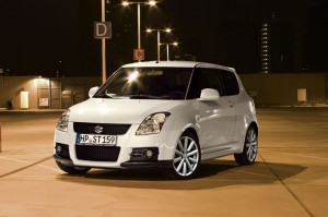 Sondermodell Suzuki Swift Sport Rock am Ring