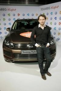 Der neue VW Touareg und Christian Ulmen