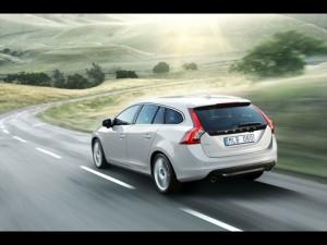 Der neue Volvo V60 Modelljahr 2011