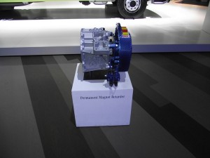 Atego 1222 L EEV BlueTec Hybrid Permanent Magnet Retarder IAA 2010 (c) Christel Weiher