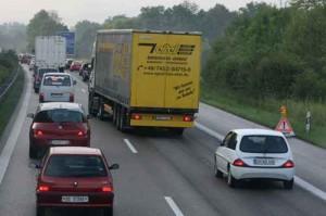 Stau © ACE Auto Club Europa
