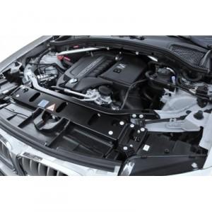 Der neue BMW X3 Motor