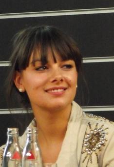 Janina Uhse (c) Christel Weiher