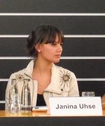 Janina Uhse September 2010 (c) Christel Weiher