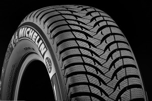 MICHELIN Alpin A4 siegt im AUTO BILD Winterreifentest 2011