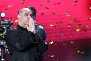 Freddy Sahin-Scholl ist das Supertalent 2010 (c) RTL / Stefan Gregorowius