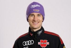 Skispringer Martin Schmitt DSV 2010
