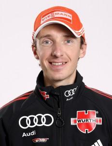 Skispringer Michael Uhrmann DSV 2010