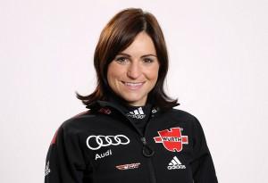 Andrea Henkel Deutsche Biathlon-Nationalmannschaft