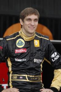 Vitaly Petrow Lotus Renault GP F1 2011