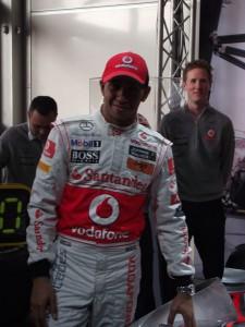 Lewis Hamilton 2011 (c) Christel Weiher