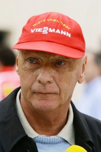 Niki Lauda (c) RTL / Lucas Gorys 
