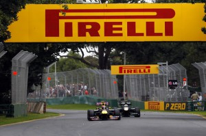 2011 Australian Grand Prix - Saturday Albert Park, Melbourne, Australia 26th March 2011. Sebastian Vettel, Red Bull Racing RB7 Renault. (c) Andrew Ferraro/LAT