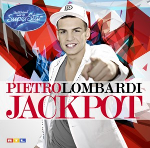 DSDS 2011 Siegeralbum Pietro Lombardi Jackpot Cover