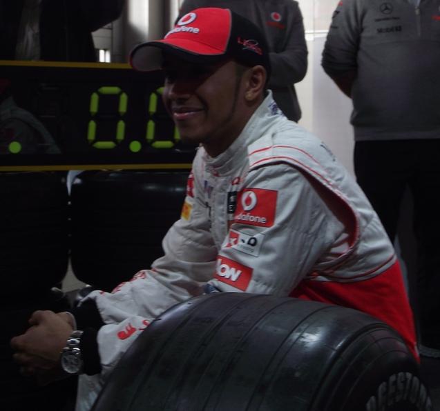 Lewis Hamilton Formel 1 2011 (c) Christel Weiher