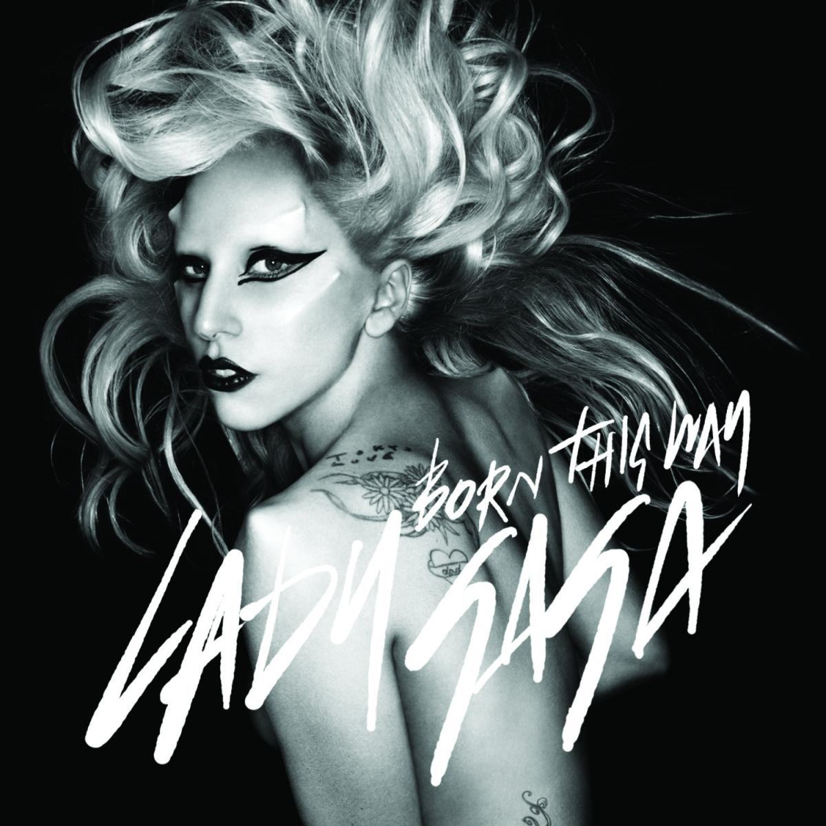 lady gaga cover born this way autonews 123. Black Bedroom Furniture Sets. Home Design Ideas