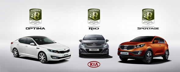 Automotive Brand Contest 2011 Kia-Design
