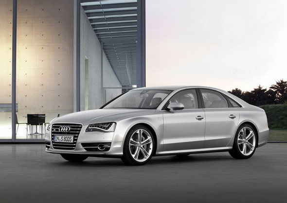 Audi S8 Weltpremiere auf der IAA 2011 