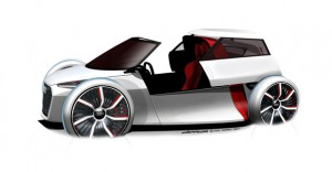 Audi urban concept Weltpremiere auf der IAA 2011
