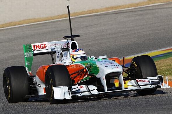 Endergebnis Formel 1