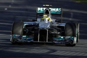 Nico Rosberg Mercedes AMG Petronas Formel 1 2012 Australien GP © HOCH ZWEI