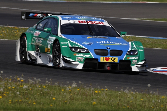 Augusto Farfus Castrol Edge BMW M3 DTM, BMW Team RBM DTM 2012 Lausitzring  BMW AG