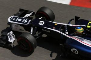 Bruno Senna Williams F1 Formel 1 2012 Monaco GP © Glenn Dunbar/LAT Photographic