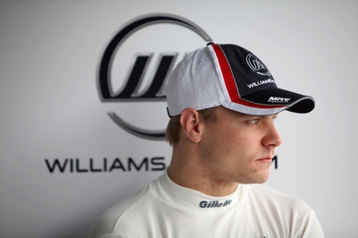 Formel 1 2012 Williams F1 Team Testfahrer Valtteri Bottas © Glenn Dunbar/LAT Photographic