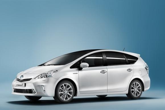 Toyota Prius+ Der Kompakt-Van mit Vollhybridantrieb