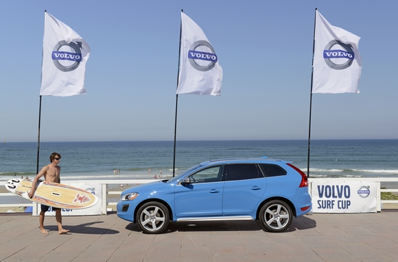 Volvo Surf Cup auf Sylt 2012  Volvo Car Corporation