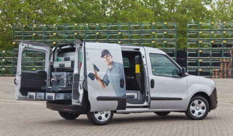 Opel Combo - Teil der modernsten Produktpallette, die Opel je angeboten hat © GM Company
