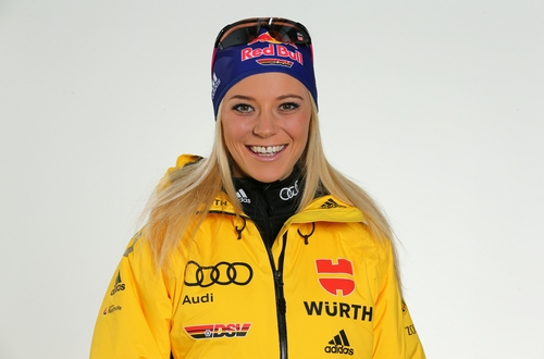Miriam Gössner Biathlon © DSV