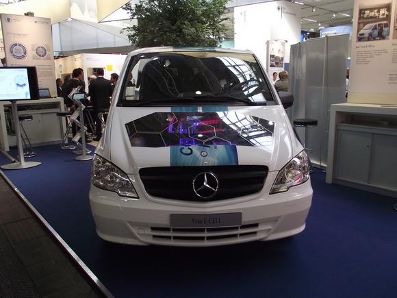 Mercedes-Benz Vito E-CELL © Autonews-123.de