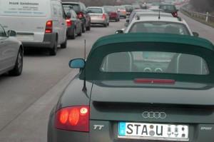 Pfingstreiseverkehr 2013 Hohes Verkehrsaufkommen und längere Staus erwartet © Auto Club Europa
