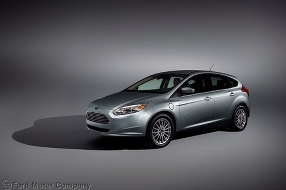 Ford Focus Electric © Ford