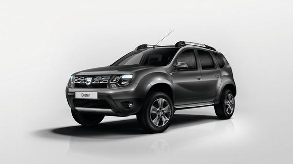 Dacia Duster 2013 © Dacia