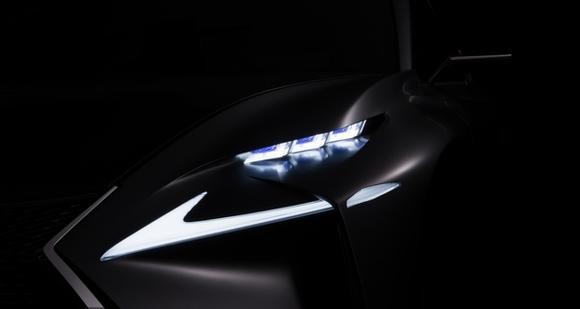 Lexus Konzeptfahrzeug Weltpremiere auf der IAA 2013 © Lexus