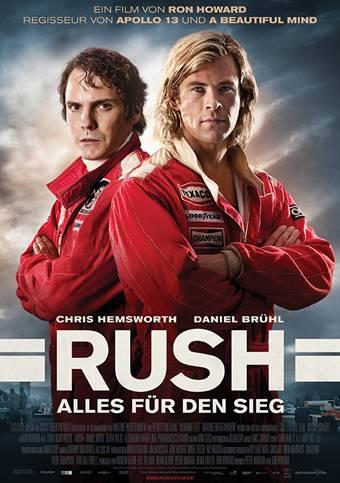 Rush Alles für den Sieg Filmplakat