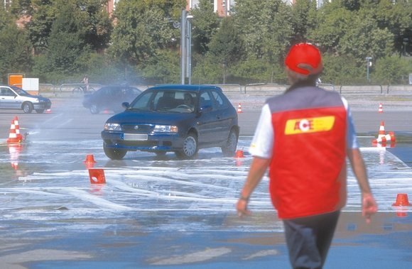 Fahrsicherheitstrainings beim Auto Club Europa © ACE Auto Club Europa