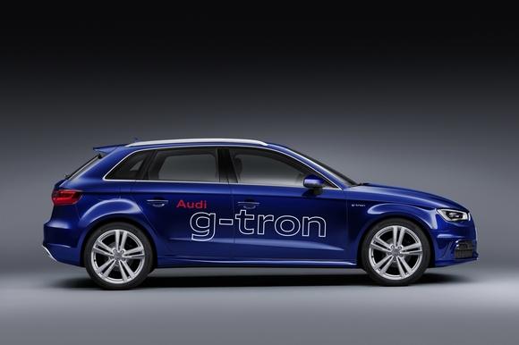 Audi A3 Sportback g-tron © Audi