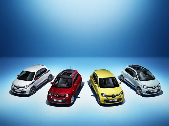 Der neue Renault Twingo © Renault