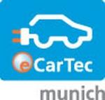 Logo eCarTec Munich © MunichExpo Veranstaltungs GmbH