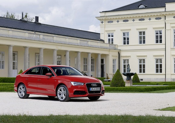Audi A3 Limousine mit Bestnote im US-Crashtest © Audi AG