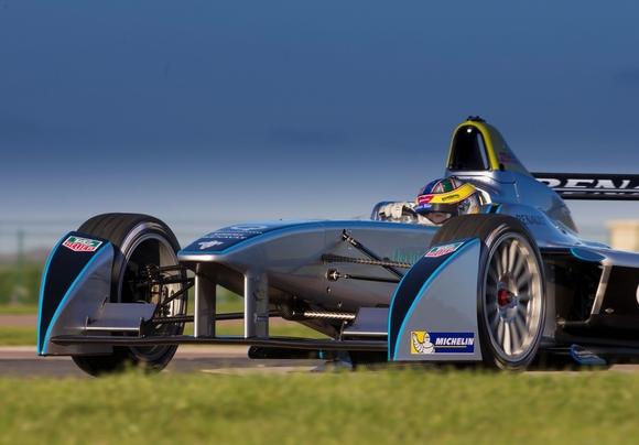 Renault Formel E 2014 © Renault